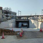 「都市計画道路補助26号線」(大井町~都立大崎高等学校間) 2021.1.16