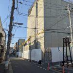 戸越五丁目19番地区市街地再開発事業 2021.1.16