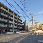 東京都市計画道路 補助第46号線 2021.1.16