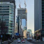 八重洲二丁目北地区市街地再開発 2021.2.11