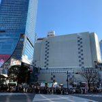 渋谷駅改良工事 2021.2.20