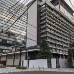 ホテルオークラ東京 別館 2021.3.20