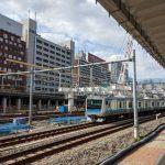 JR品川駅改良工事 2021.4.3