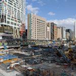 渋谷駅桜丘口地区第一種市街地再開発事業 A街区 2021.4.3