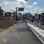 「都市計画道路補助26号線」(大井町~都立大崎高等学校間) 2021.7.22