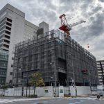 (仮称)港南二丁目プロジェクト 2021.8.21