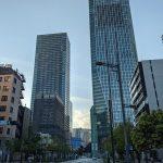 虎ノ門ヒルズ レジデンシャルタワー 2021.9.23