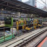 JR渋谷駅改良工事 2021.10.16
